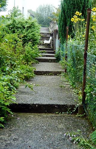 Garten Am Hang - Bilder Und Beispiele Für Die Gestaltung