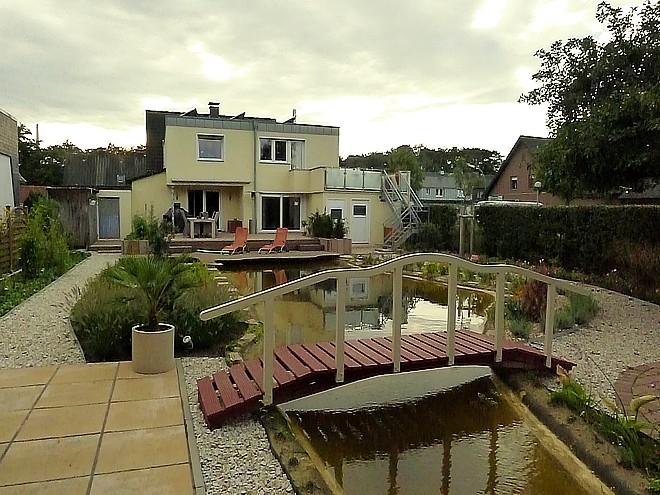 Der mittelgroße Garten  Gartenplanung und Gestaltung